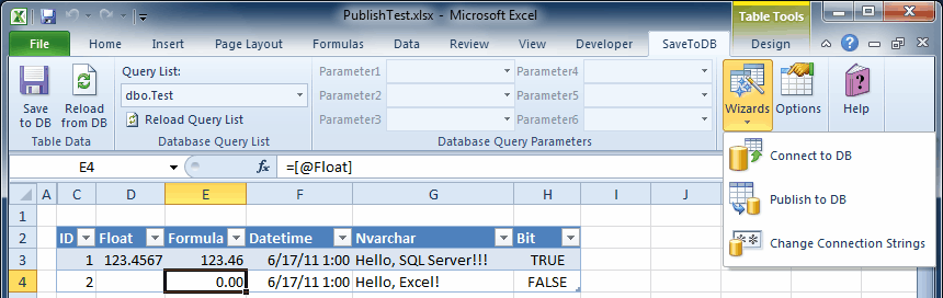 Excel-SQL-Server com - Complete Examples of Excel - SQL Server
